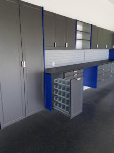 Pewter Garage Cabinets Rochester MN